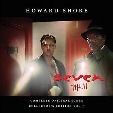 SEVEN  (MUSIQUE DE FILM) - HOWARD SHORE (CD)