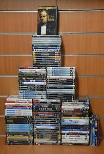 DVD Stock Lotto di Film Movie/Musica/Documentari/Cartoni da Collezione Originali