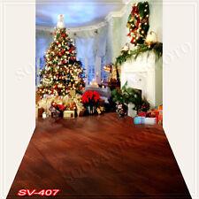 Christmas10'x20'Computer/Digital Vinyl Scenic Photo Backdrop Background SV407B88