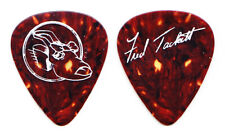 Little Feat Fred Tackett Signature Brown Faux Tortoise Guitar Pick - 1990s Tours