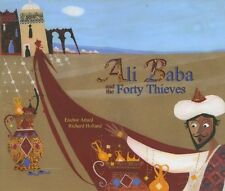 Ali Baba & the Forty Thieves in English (Folk Tales) - Richard Holland