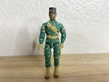 1992 BULLET-PROOF (V1) D.E.F. Leader G.I. Joe 3.75 inch Figure Vintage Retro Fig