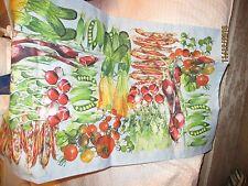 Emma  Bridgewater  Garden  Vegetables tea  towel