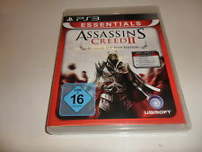 PLAYSTATION 3 PS 3 ASSASSIN 'S CREED II-Game of The Year Edition Essentials []