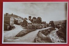 JACKSONS RP Postcard c.1930 VILLAGE FROM WEST MUKER YORKSHIRE