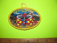 2012 Time Travel Cub Scout Day Camp Patch Great Sauk Trail Council, BSA