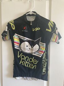 Vanderkitten Womens cycling jersey xs, short sleeve, used, but in good condition
