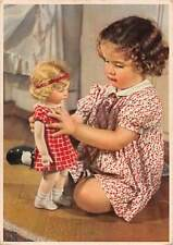 Girl Doll Toy, Fille, Kinder Maedchen, Carl Werner Reichenbach i. Vogtl.
