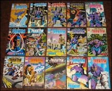 THE PHANTOM  ~ 15 Issues ~ #1-13 & #3 & #4 ~ 1988-90