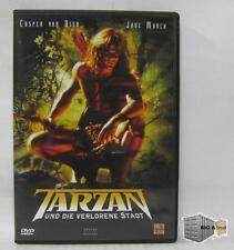 Tarzan und die verlorene Stadt - DVD - mit Casper van Dien und Jane March