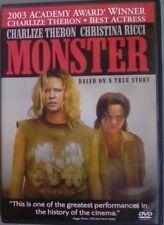 Monster - based on a true story (DVD, 2004)