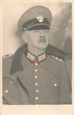 Nr.26108 Porträt  Foto PK Deutscher Soldat Polizei 1953 Widmung