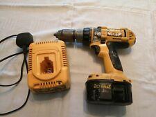 Dewalt 14.4v DC984 XRP Hammer Drill Combi Drill.