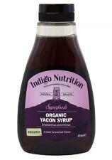 Organic Yacon Syrup - 425ml - (Premium Grade) Indigo Herbs