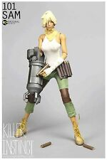 "Original Effect 1:6 Scale 12"" Female Figure  killer instinct SAM in Stock USA"
