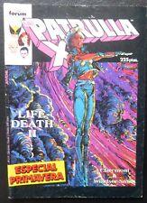 Comic Patrulla X,ESPECIAL PRIMAVERA,1985, Comics Forum