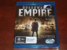 Boardwalk Empire Complete Season 1 - RB Bluray TV Crime Series Nucky Thompson
