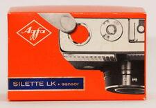 AGFA SILETTE LK Capteur avec Colo-Agnar 2,8/45mm #li 2059 BC dans son emballage d'origine