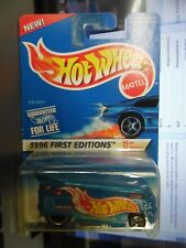 HOT WHEELS vw drag bus 1996 first editions fahrvergnugen collector # 372 HB