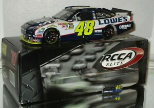 2010 RCCA JIMMIE JOHNSON #48 LOWE'S SONOMA WIN ELITE car#160/200 AWESOME RARE