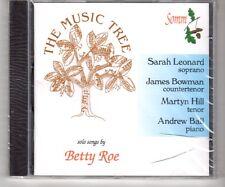 (HJ852) Betty Roe, The Music Tree - 1997 Sealed CD