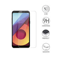 2Pcs 9H Clear Tempered Glass Screen Protector Fr LG G6 Q6 Protective Film Shield