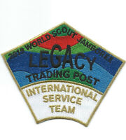 World Boy Scout Jamboree 2019 Trading Post Patch Badge BSA USA Contingent WSJ