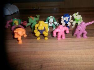 Vintage Monster In My Pocket bundle various Figures