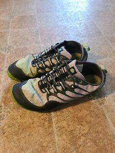 Merrell Sonic Glove Kryptonite Gradient Barefoot Running Shoe Men's Size 11.5