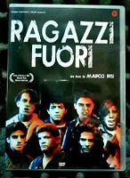 Ragazzi Fuori DVD Marco Risi Film Cinema Collezione Italiano Cult no Mary Sempre