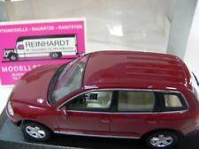 1/43 Minichamps VW Touareg 2003 burdeos