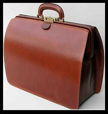 FIRST CLASS Doktortasche PREMIUM Arzttasche LEDER Laptoptasche Innenfächer SPLP*