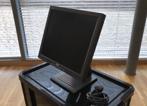 Dell Ultra Sharp 1800FP LCD Monitor - Good Working Condition - DVI-D VGA