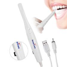 U801 Model Dental Clinic 8 LED Intraoral Camera 16GB Memory Card Interface TV/AV