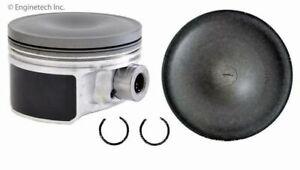 Piston Set For 04-07 Chevrolet Saturn Cobalt Ion  P5065(4).50