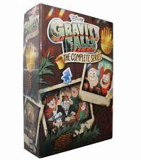 Brand New Gravity Falls The Complete Series DVD Box Set Jason Ritter NO RESERVE!