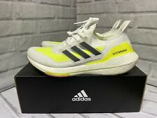 Adidas Ultraboost 21 UK 11.5 Men's Road Running Shoes RRP £160