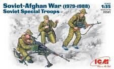 ICM 1/35 Soviet Special Forces Soviet-Afghan War # 35501