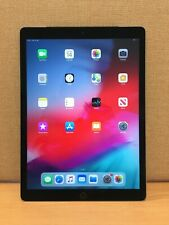 Apple iPad Pro 1st 128GB, Wi-Fi + Cellular (Unlocked), 12.9in - Space Grey