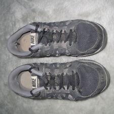 Nike Dual fusion Run 2 Size 5y Black & Grey