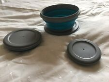 Set Of 3 Collapsable Bowls