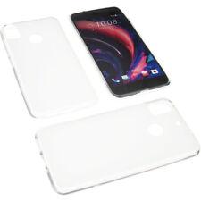 Tasche für HTC Desire 10 Pro Handytasche Schutz Hülle TPU Gummi Case Transparent