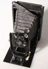 ZEISS IKON FOLDING CAMERA VINTAGE W/135MM F 7.2 LENS