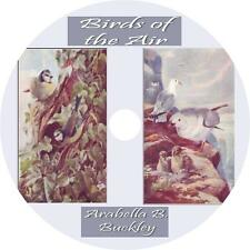 Birds of the Air, Arabella Buckley Fun Childrens Nature Audiobook on 1 MP3 CD