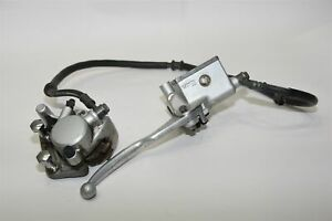 2005 Suzuki S40 Boulevard Front Brake Assembly Caliper Master Cylinder