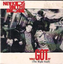 3inch cd single NEW KIDS ON THE BLOCK : you got it