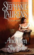 NEW - And Then She Fell (Cynster Sisters Duo) by Laurens, Stephanie