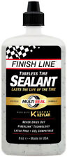 Finish Line Tubeless Tire Sealant 8oz Life of the Tire