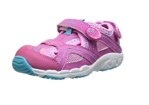 Stride Rite Toddler M2P Baby Sandy Shoe, Pink