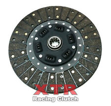 "XTR STAGE 2 CARBON KAVLAR CLUTCH DISC PLATE FOR FORD MUSTANG 10.5"" 10 SPLINE"